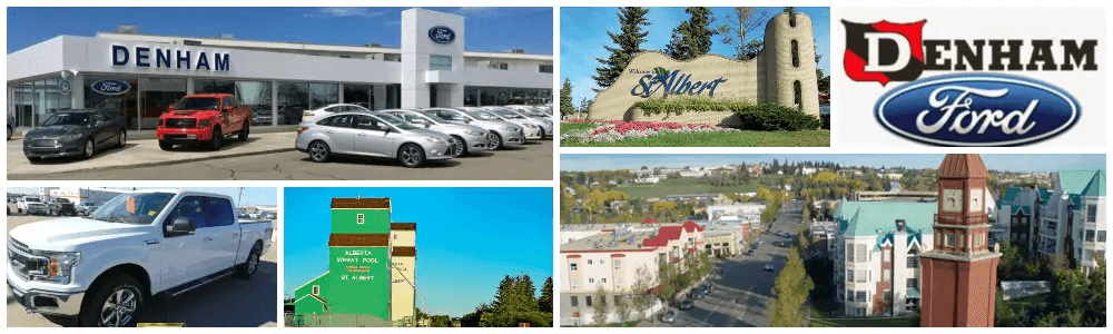 ford dealership serving st albert alberta