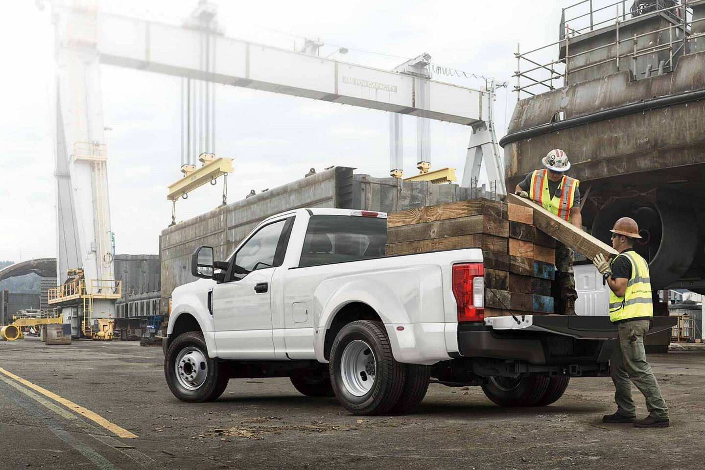 2019 Ford F-350 Super Duty Performance