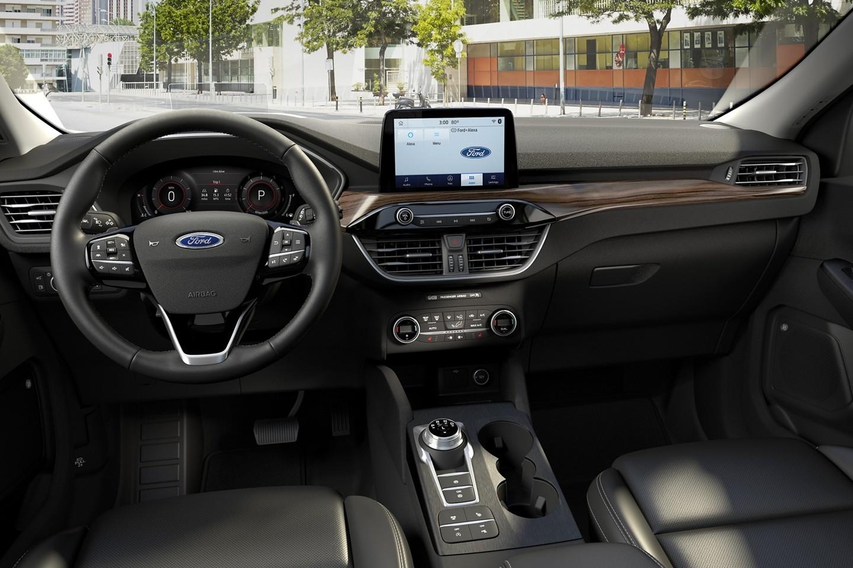 2020 Ford Escape Entertainment & Features