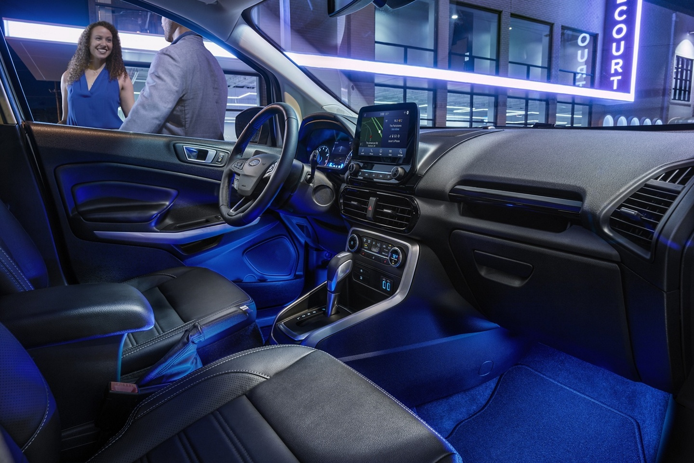 2020 Ford EcoSport Ambient Interior
