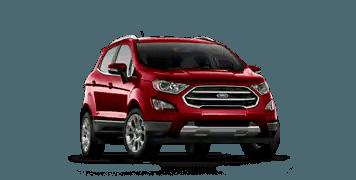 Ford EcoSport Titanium Wetaskiwin