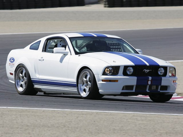 2005- ford mustang