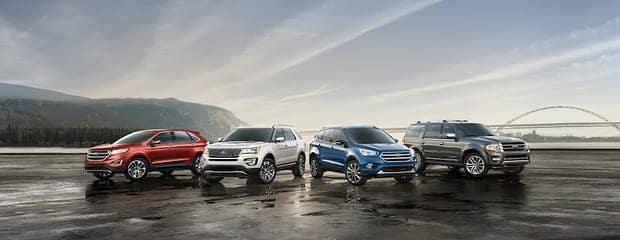 Ford-2018-SUV